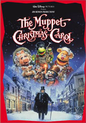 Muppets Christmas Carol on DVD