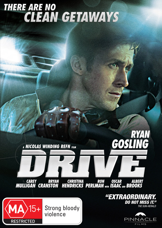 Drive on DVD