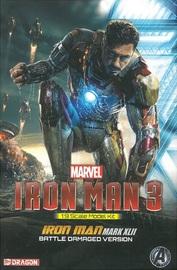 Iron Man 3 Mark 42 Battle Damaged Version Model Kit