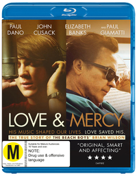 Love & Mercy on Blu-ray