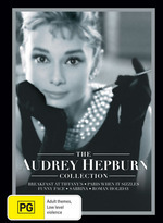 Audrey Hepburn Eternal Collection on DVD