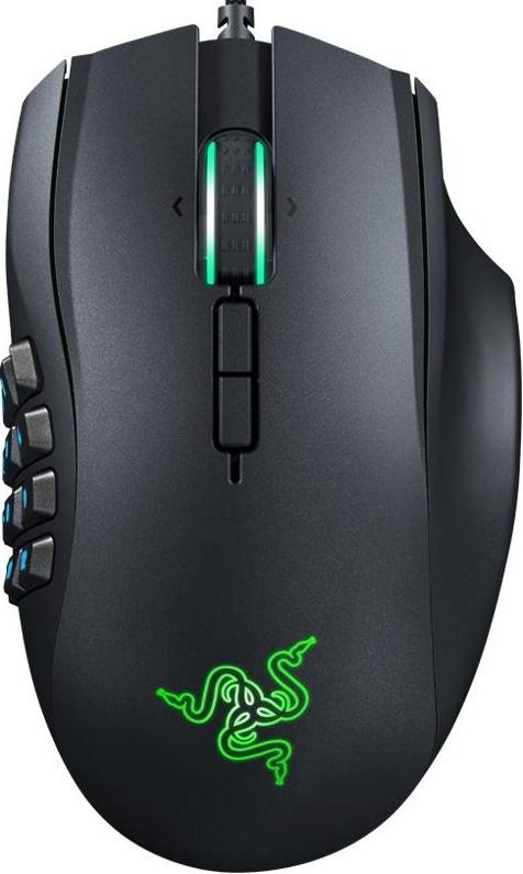 Razer Naga Chroma Multi-color MMO Gaming Mouse for PC Games
