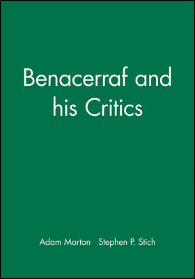 Benacerraf and his Critics image