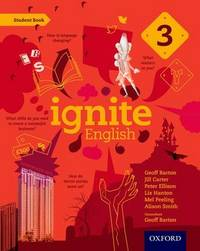 Ignite English: Student Book 3 by Geoff Barton