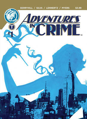 Adventures in Crime by Shane Berryhill image
