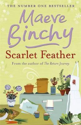 Scarlet Feather by Maeve Binchy image
