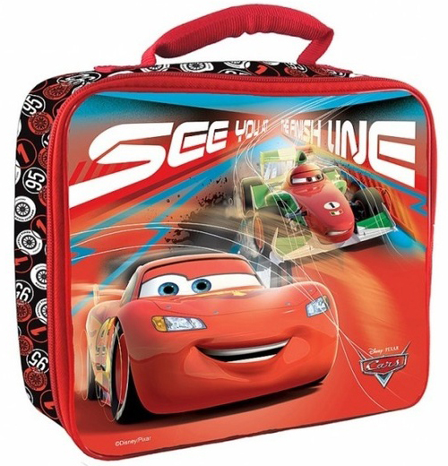 Disney Cars 3 Insulated Lunch Bag At Mighty Ape Australia