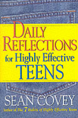 Daily Reflections For Highly Effective Teens by Sean Covey image