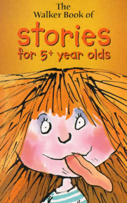 The Walker Book of Stories for 5+ Year Olds by Vivian French image