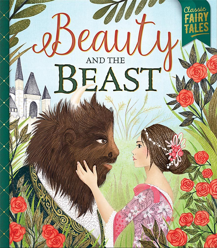 Bonney Press Fairytales: Beauty and the Beast image