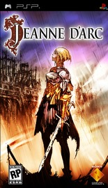 Jeanne d'Arc for PSP image
