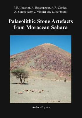 Palaeolithic Stone Artefacts from Moroccan Sahara by Lindelof image
