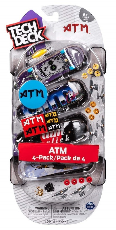 Tech Deck Series 5 Spin Master ATM