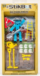 Stikbot: Action Pack - Farm Lifestyles (Blue)