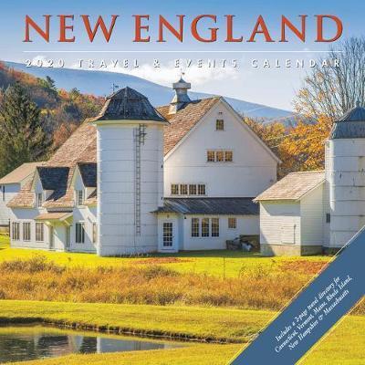 New England 2020 Wall Calendar by Willow Creek Press