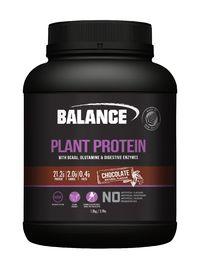 Balance Plant Protein - Chocolate (2kg)