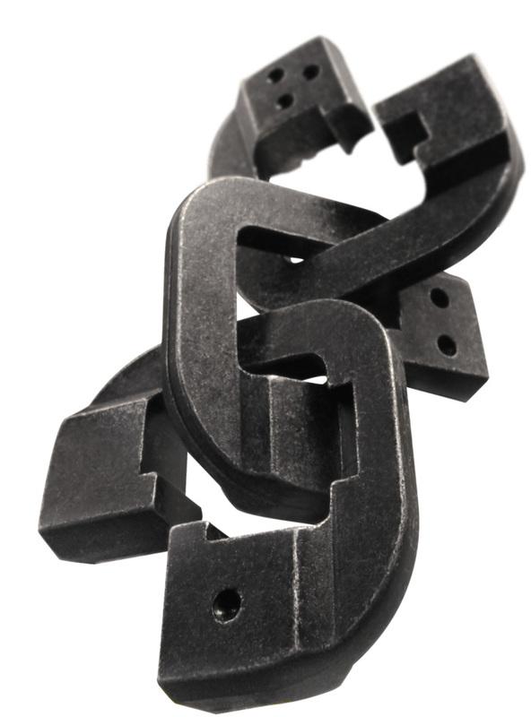 Huzzle: Cast Chain Puzzle