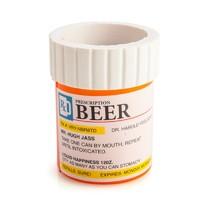Prescription Beer Stubby Cooler