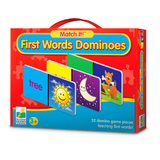 Match It! Dominoes - First Words