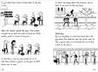 Diary of a Wimpy Kid: The Third Wheel (Book 7) by Jeff Kinney image