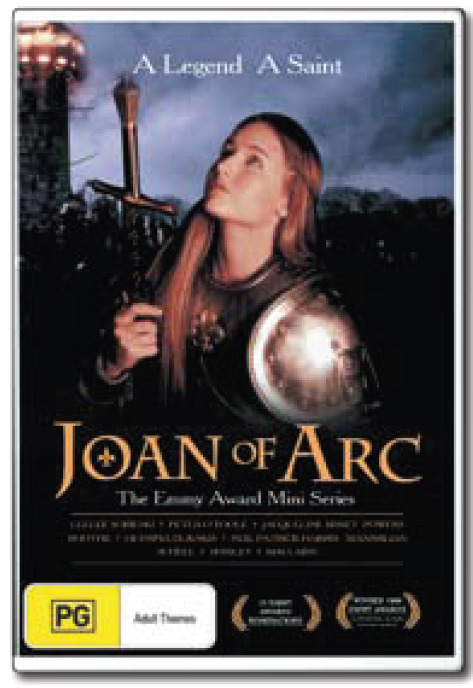 Joan of Arc (Mini-Series) on DVD