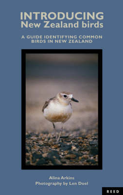 Introducing New Zealand Birds: a Guide Identifying Common Birds in New Zealand by Alina Arkins