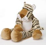 Diinglisar - Tiger Soft Toy