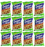 Nong Shim Onion Flavoured Rings 50g - 12 pack