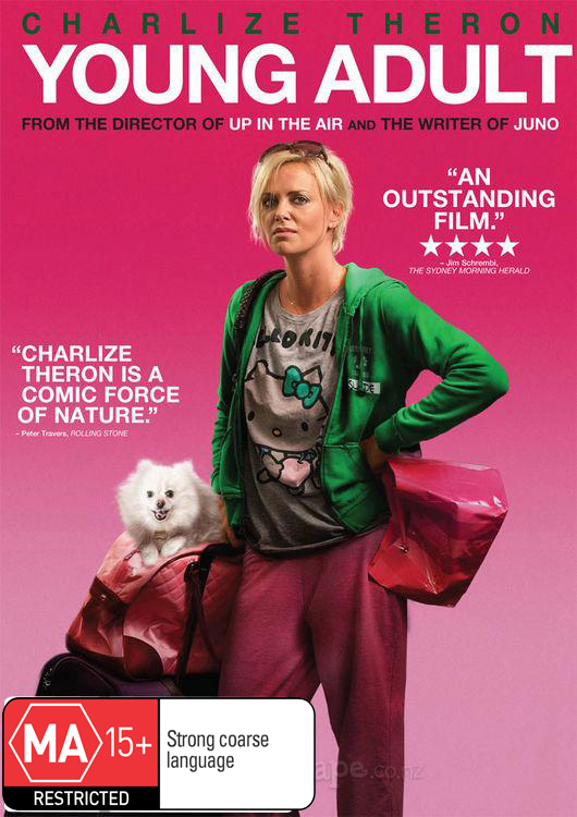 Young Adult on DVD image