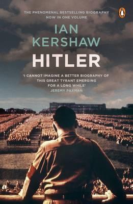 Hitler by Ian Kershaw image