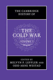 The Cambridge History of the Cold War: Origins, 1945-1962: v. 1 image