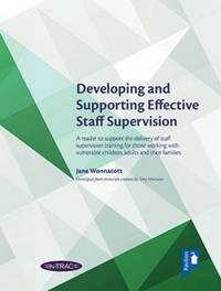 Developing and Supporting Effective Staff Supervision handbook by Jane Wonnacott