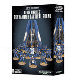 Warhammer 40,000 Space Marine Skyhammer Tactical Squad