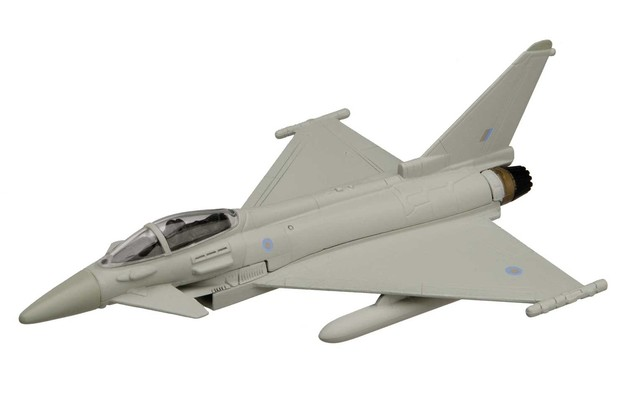 Corgi: Showcase Eurofighter Typhoon - Diecast Model