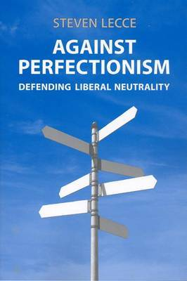 Against Perfectionism by Steven Lecce