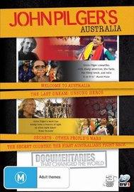 John Pilger's Australia (3 disc Set) on DVD