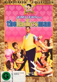 The Ladies Man on DVD image