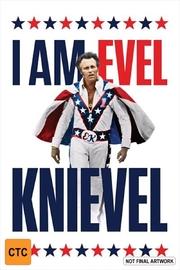 I Am: Evel Knievel on DVD