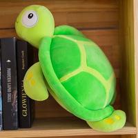 "Gorilla: Tortoise Plush - Green (24"")"