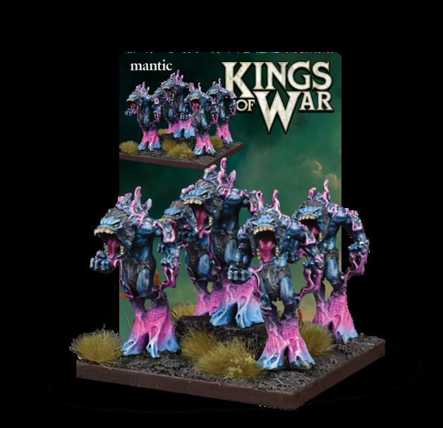 Kings Of War: Nightstalker Horror Rift Weavers