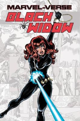Marvel-verse: Black Widow by Marc Sumerak