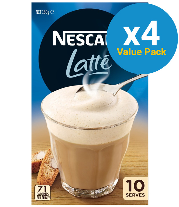 Nescafe Café Menu (Latte, 40pk)