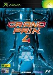 Grand Prix 4 for Xbox