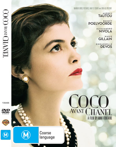 Coco Avant Chanel on DVD image