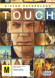 Touch - Season 1 on DVD