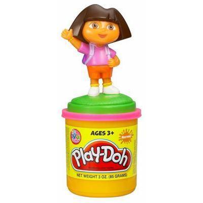 Play-doh Dora the Explorer Stamper