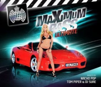Ministry of Sound - Maximum Bass Ultimate (3CD) by Various