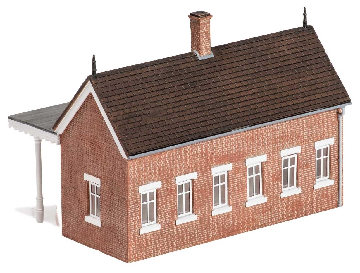 Hornby: High Brooms Platform Building image