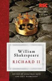 Richard II by Eric Rasmussen