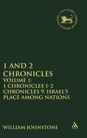 1 and 2 Chronicles - 1.1 Chronicles 1-2 Chronicles 9 by W Johnstone image